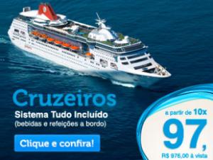 Cruzeiro transatlântico entre Portugal e o Brasil