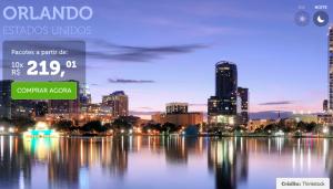 Viagens para Orlando