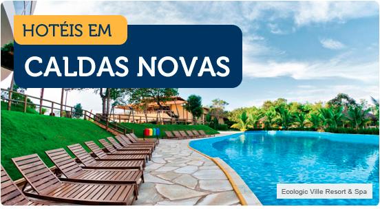 Pacotes 2015 para Caldas Novas com Aéreo na CVC