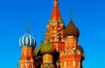 Viagens a Moscou e São Petersburgo