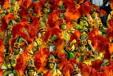 Carnaval em Muzambinho – Minas Gerais