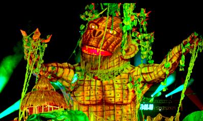 Visita ao Festival Folclórico de Parintins – Amazonas