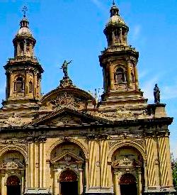 Férias promocionais em Santiago com passagens aéreas