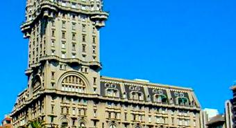 Pacotes de férias em Montevidéu com aéreo e hotel