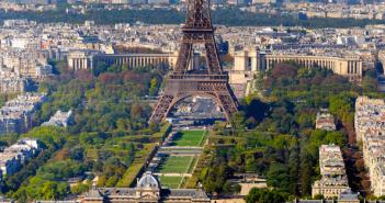Viagens promocionais para Paris