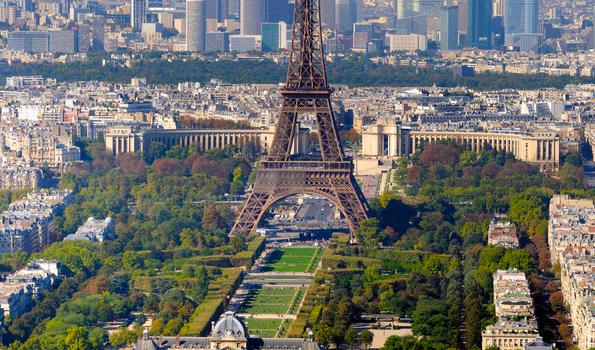 Pacotes Aéreos Internacionais – Paris, França