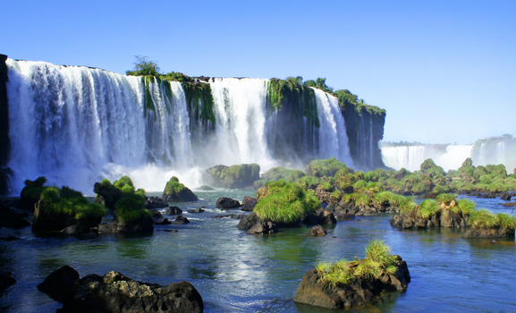 Carnaval 2015 em Foz do Iguaçu com Aéreo
