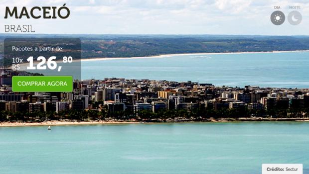 Férias de Verão em Maceió, Maragogi e Porto de Galinhas