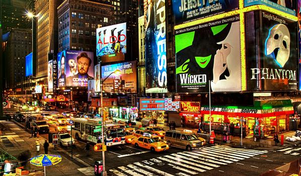 Nova York em 2015 – Pacotes Viagens Promocionais CVC
