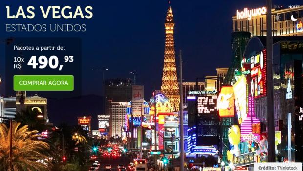 Roteiros de Viagens Internacionais para Las Vegas
