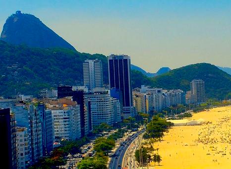 Férias no Rio de Janeiro com Aéreo e City Tour