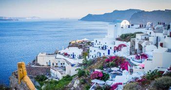 Dados de temperatura e chuvas na Grécia