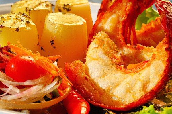 Restaurante da Pousada Zé Maria (Fonte: http://www.pousadazemaria.com.br)