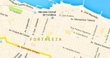 Transportes para chegar a Fortaleza