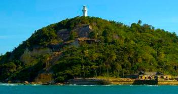 Pontos turísticos do Morro de São Paulo