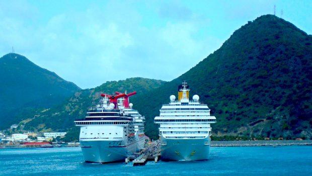 Cruzeiro no Caribe: Bahamas, St. Thomas e St. Maarten