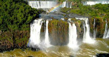 Visitas a Foz do Iguaçu