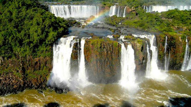 Foz do Iguaçu: Visita às Cataratas e Hidrelétrica de Itaipu