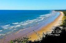 Viagens nas praias do Brasil