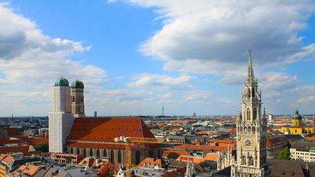Visitas na Alemanha: Frankfurt, Hamburgo e Munique