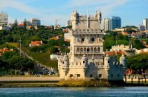 Visita a Lisboa, a capital de Portugal